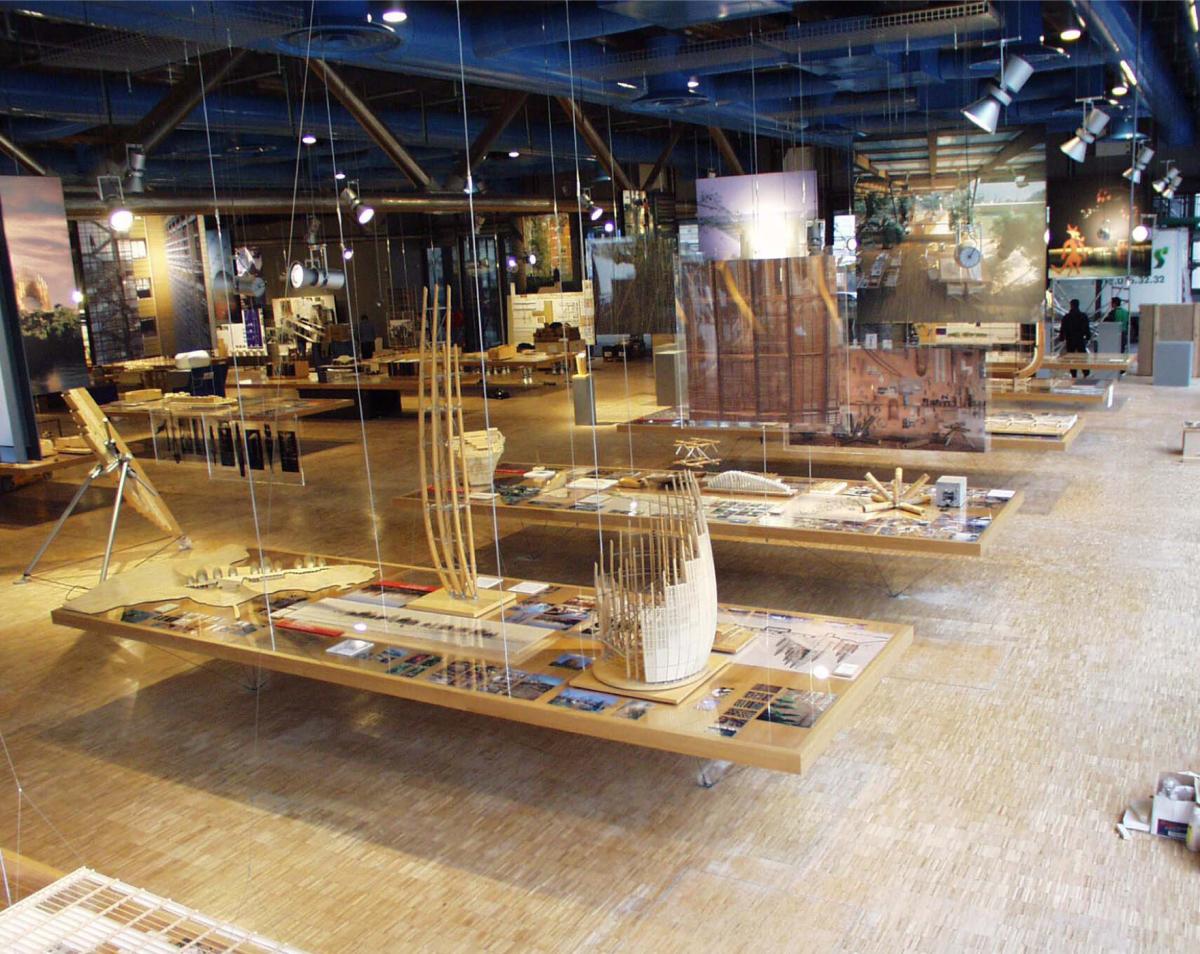Fabertechnica Renzo Pianoun Regard Construit Exhibition