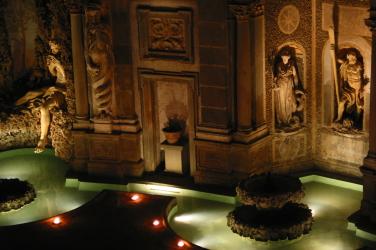 Fontane e sculture