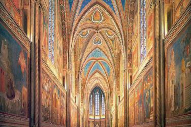 Basilica San Francesco in Assisi