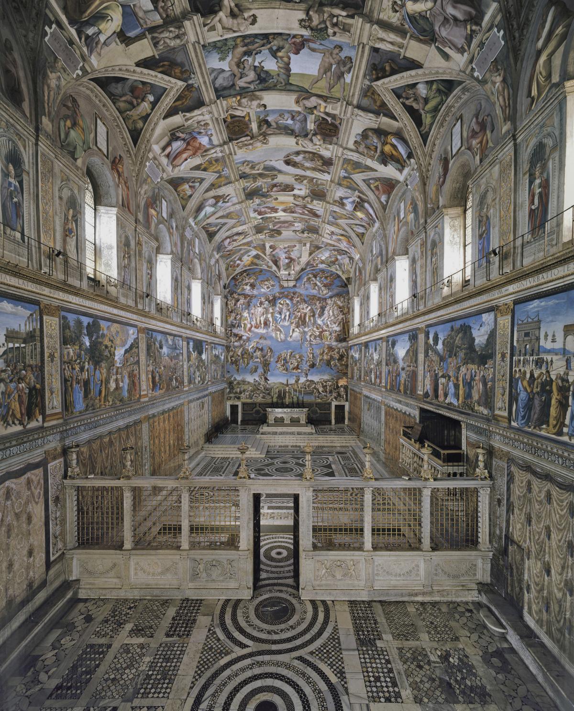 Copyright - Governatorato dello Stato della Città del Vaticano – Direzione dei Musei