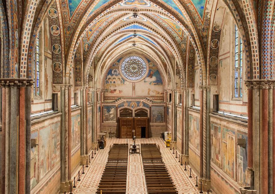 Inaugurazione basilica plan-small