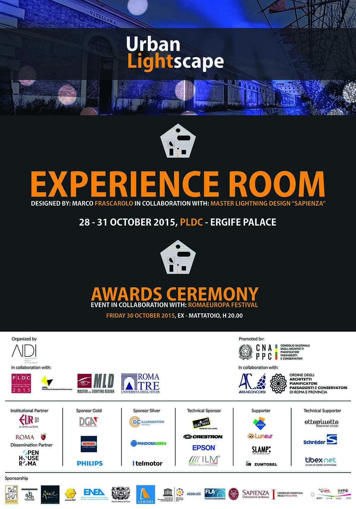 Locandina Experience Room_02