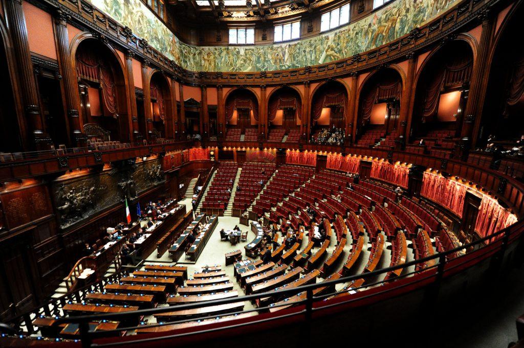 Fabertechnica velario camera dei deputati montecitorio for Camera dei deputati roma