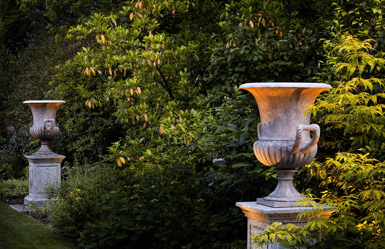 Villa-Balbiano-luxury-property-Lake-Como-gorgeous-garden-alley-marble-antique-vases-wedding-ceremony-spot-events