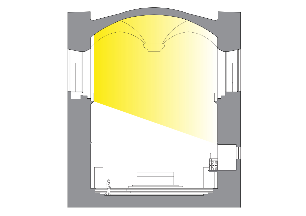 sezione sistina
